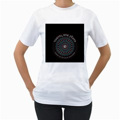Twenty One Pilots Women s T Shirt (white)