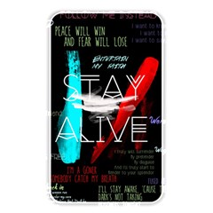 Twenty One Pilots Stay Alive Song Lyrics Quotes Memory Card Reader