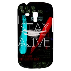 Twenty One Pilots Stay Alive Song Lyrics Quotes Galaxy S3 Mini