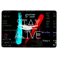 Twenty One Pilots Stay Alive Song Lyrics Quotes Ipad Air 2 Flip