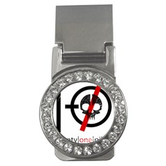 Twenty One Pilots Skull Money Clips (cz)