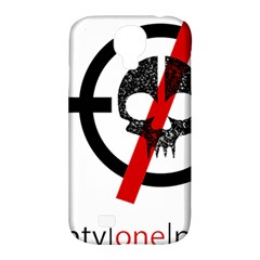 Twenty One Pilots Skull Samsung Galaxy S4 Classic Hardshell Case (pc+silicone)
