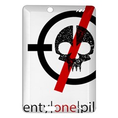 Twenty One Pilots Skull Amazon Kindle Fire Hd (2013) Hardshell Case