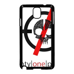 Twenty One Pilots Skull Samsung Galaxy Note 3 Neo Hardshell Case (black)