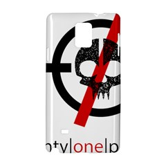 Twenty One Pilots Skull Samsung Galaxy Note 4 Hardshell Case