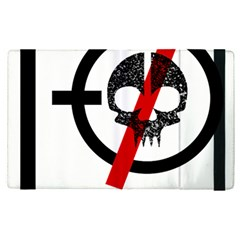 Twenty One Pilots Skull Apple Ipad Pro 9 7   Flip Case