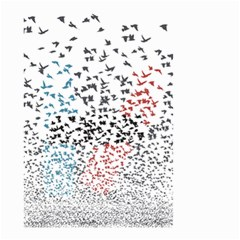 Twenty One Pilots Birds Small Garden Flag (two Sides)