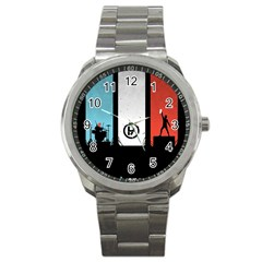 Twenty One 21 Pilots Sport Metal Watch