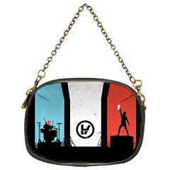 Twenty One 21 Pilots Chain Purses (one Side)