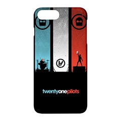 Twenty One 21 Pilots Apple Iphone 7 Plus Hardshell Case
