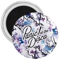 Panic! At The Disco 3  Magnets