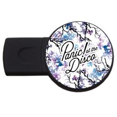 Panic! At The Disco Usb Flash Drive Round (2 Gb)