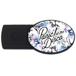 Panic! At The Disco USB Flash Drive Oval (4 GB) Front