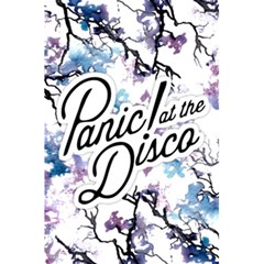 Panic! At The Disco 5 5  X 8 5  Notebooks