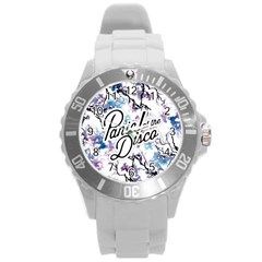 Panic! At The Disco Round Plastic Sport Watch (l)