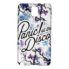 Panic! At The Disco Samsung Galaxy Note 3 N9005 Hardshell Case