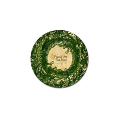 Panic At The Disco Golf Ball Marker (10 Pack)