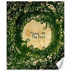 Panic At The Disco Canvas 8  X 10