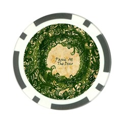 Panic At The Disco Poker Chip Card Guard
