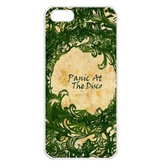 Panic At The Disco Apple Iphone 5 Seamless Case (white)