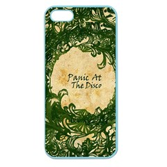 Panic At The Disco Apple Seamless Iphone 5 Case (color)