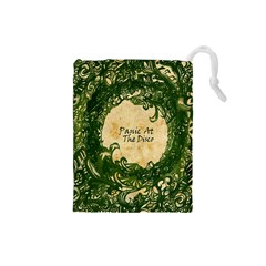 Panic At The Disco Drawstring Pouches (small)