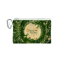 Panic At The Disco Canvas Cosmetic Bag (s)