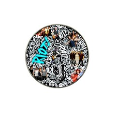 Panic! At The Disco College Hat Clip Ball Marker (4 Pack)