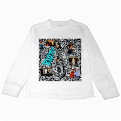 Panic! At The Disco College Kids Long Sleeve T Shirts