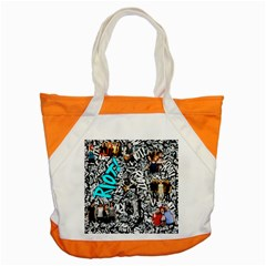 Panic! At The Disco College Accent Tote Bag