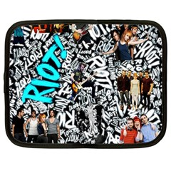 Panic! At The Disco College Netbook Case (large)