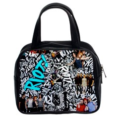 Panic! At The Disco College Classic Handbags (2 Sides)
