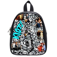 Panic! At The Disco College School Bag (small)