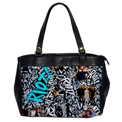 Panic! At The Disco College Office Handbags