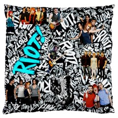 Panic! At The Disco College Standard Flano Cushion Case (one Side)