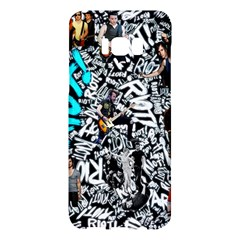 Panic! At The Disco College Samsung Galaxy S8 Plus Hardshell Case