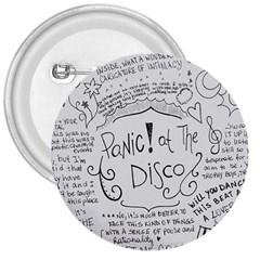 Panic! At The Disco Lyrics 3  Buttons
