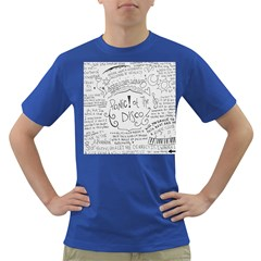 Panic! At The Disco Lyrics Dark T Shirt