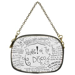 Panic! At The Disco Lyrics Chain Purses (two Sides)