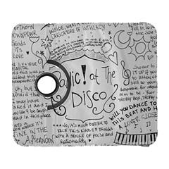 Panic! At The Disco Lyrics Galaxy S3 (flip/folio)