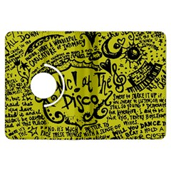 Panic! At The Disco Lyric Quotes Kindle Fire Hdx Flip 360 Case