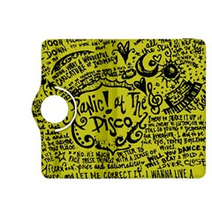 Panic! At The Disco Lyric Quotes Kindle Fire Hdx 8 9  Flip 360 Case