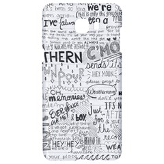 Panic At The Disco Lyrics Samsung C9 Pro Hardshell Case
