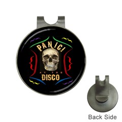 Panic At The Disco Poster Hat Clips With Golf Markers