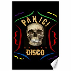Panic At The Disco Poster Canvas 12  X 18