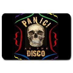 Panic At The Disco Poster Large Doormat