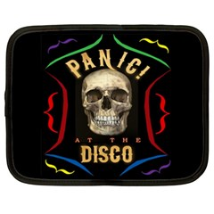Panic At The Disco Poster Netbook Case (xxl)