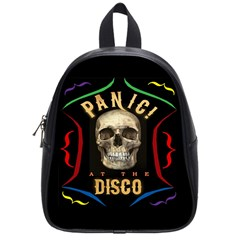 Panic At The Disco Poster School Bag (small)