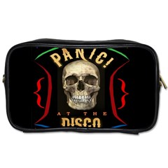 Panic At The Disco Poster Toiletries Bags 2 Side