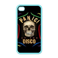 Panic At The Disco Poster Apple Iphone 4 Case (color)